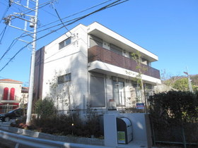 ヒルズコート鎌倉の外観画像