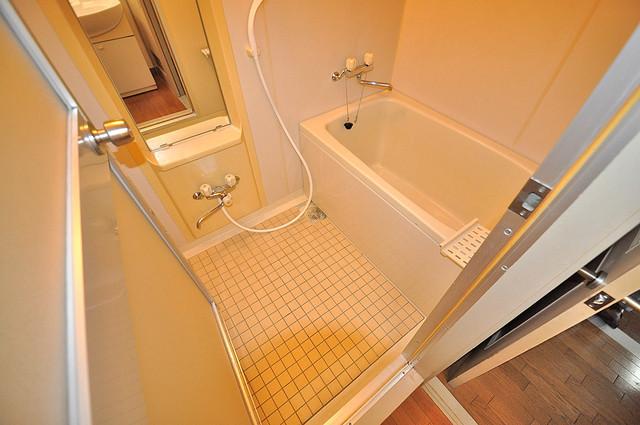 シャンピニヨン岩崎 一日の疲れを洗い流す大切な空間。ゆったりくつろいでください。