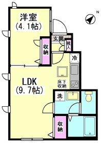 サニーコート 103号室