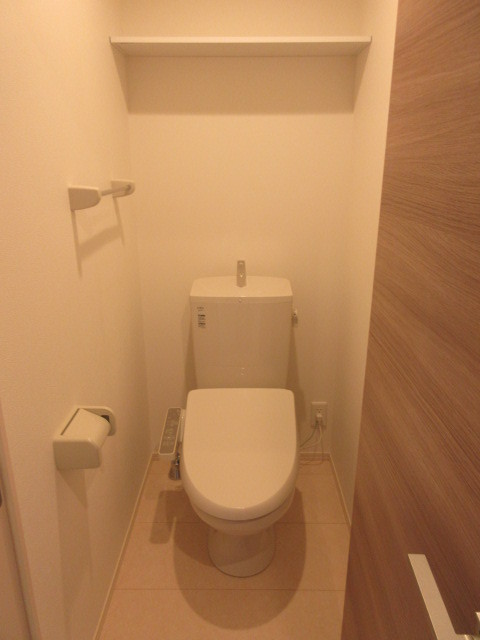 フェアハウストイレ