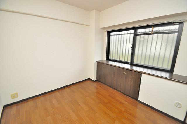 アインス巽 明るいお部屋はゆったりとしていて、心地よい空間です