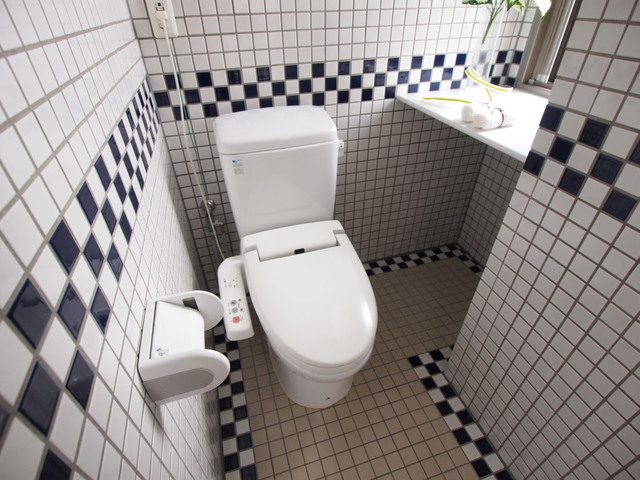 麻布十番駅 徒歩3分トイレ