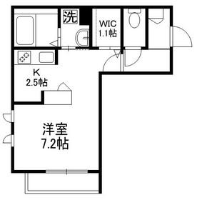 Apartment IB32階Fの間取り画像