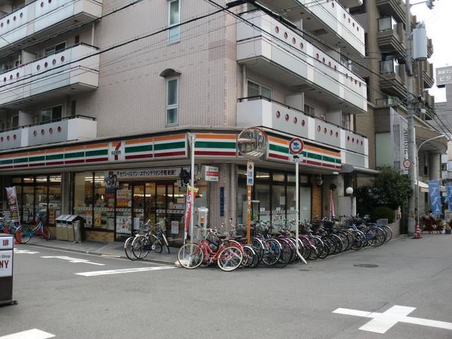 セブンイレブン大阪日本橋1丁目店