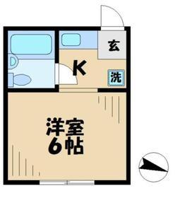 ハイグレード永山2階Fの間取り画像