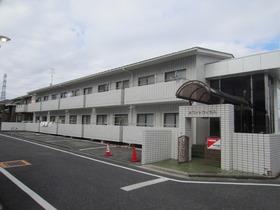 ホワイトヴィラA棟の外観画像