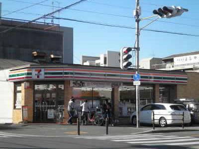 ウォンテ セブンイレブン大阪巽中2丁目店