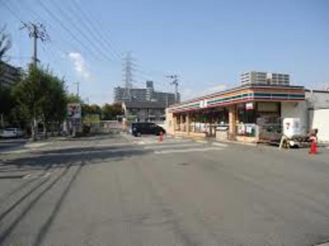 セブンイレブン大阪新北島4丁目店
