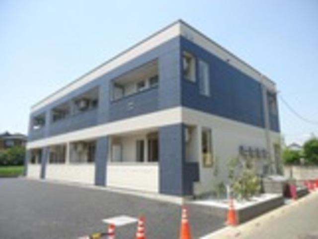 八千代台北新築アパート(仮称)の外観画像