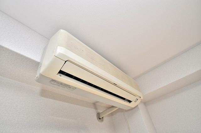アネックスサンタオ エアコンが最初からついているなんて、本当に助かりますね。