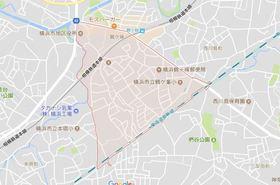 鶴ヶ峰駅 徒歩11分案内図