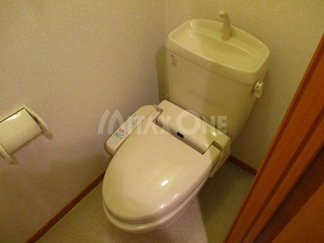 シュクレポワールビー(シュクレポワールB)トイレ