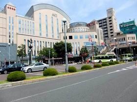 東武東上線「成増駅」北口ロータリー