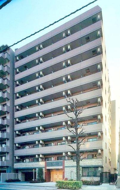 グランド・ガーラ横浜関内外観