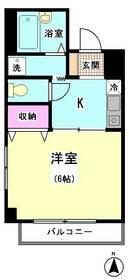 エスポワール目黒 301号室
