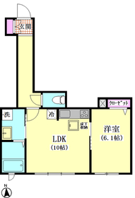 南蒲田3丁目シャーメゾン 102号室