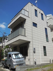 武蔵小山駅 徒歩7分の外観画像