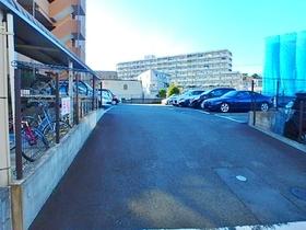 グリーンバレー唐木田駐車場