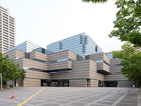 エトワールフィラント 大阪府立中央図書館