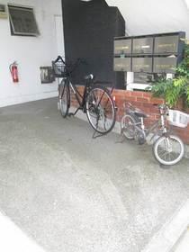 コーポ芽駐車場