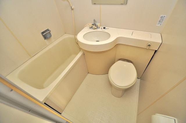 グリーンハウス シャワー一つで水回りが掃除できて楽チンです