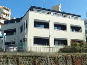 クレドメゾン東神奈川の外観画像