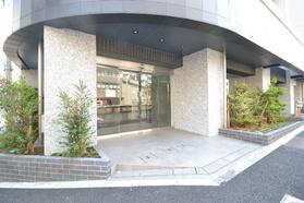 高田馬場駅 徒歩10分エントランス