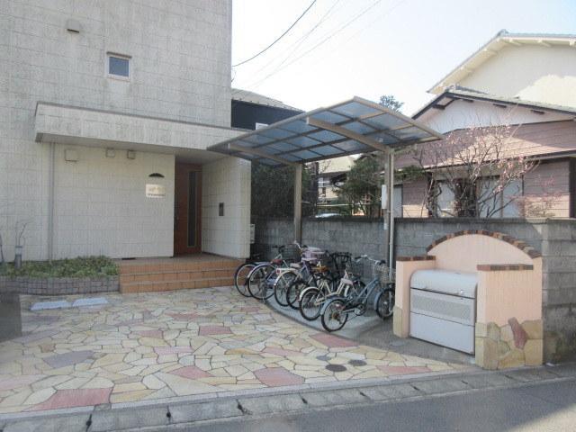 プリマヴェーラ鎌倉エントランス