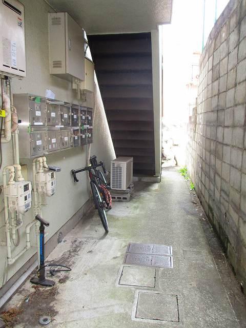 和田町駅 徒歩12分共用設備