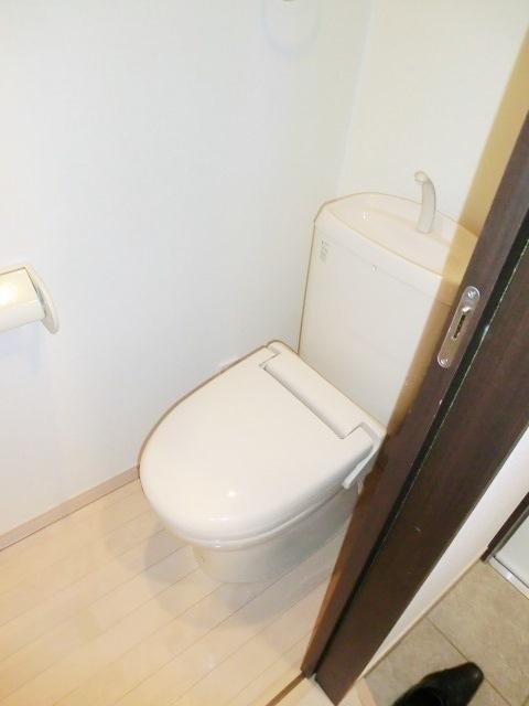ゴールデンハイツトイレ