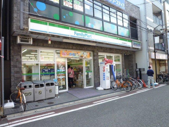 サニーハイム小若江 ファミリーマート近鉄長瀬駅前店