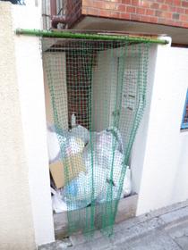 スカイコート新宿共用設備