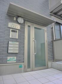 高田馬場駅 徒歩12分エントランス