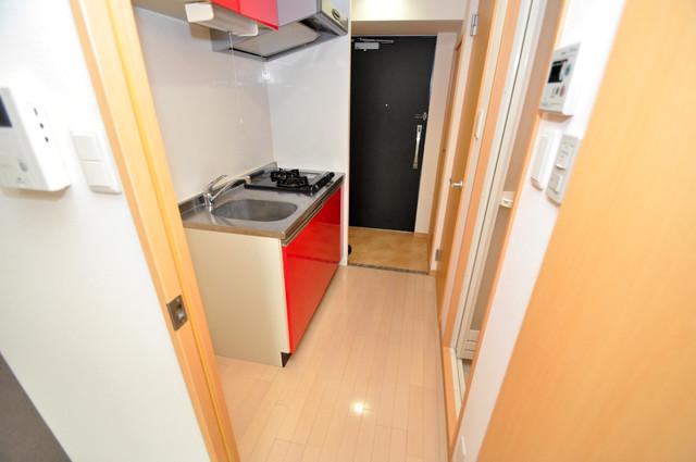 CITY SPIRE布施(ラグゼ布施) システムキッチンなので広々使えて、お料理もはかどります。