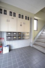 月島駅 徒歩20分共用設備