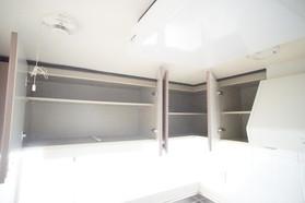 キッチン戸棚収納