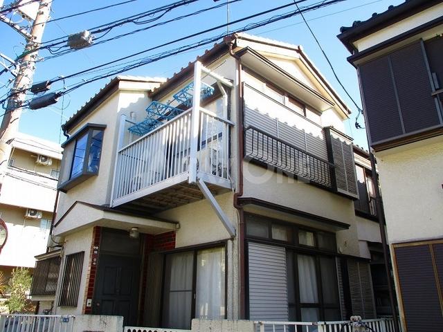 細田邸貸家の外観画像