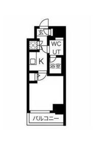 スパシエフルス綱島4階Fの間取り画像