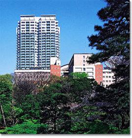 シティタワー高輪の外観画像