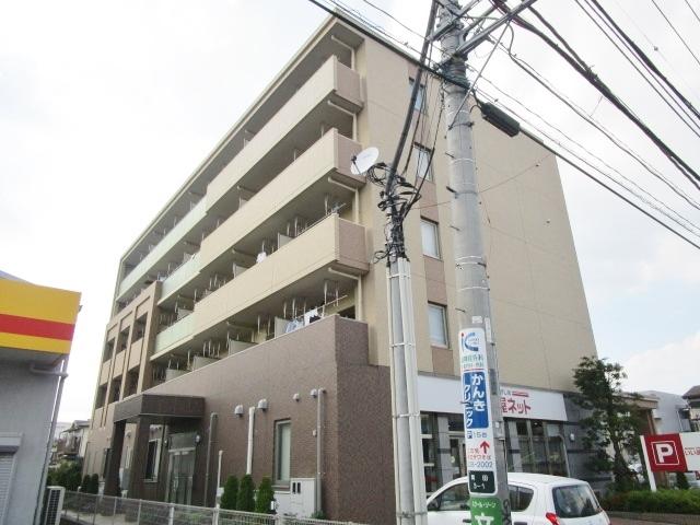 本厚木駅 バス4分「岡田」徒歩1分外観