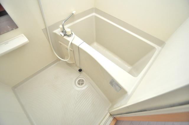 CITY SPIRE布施(ラグゼ布施) ゆったりと入るなら、やっぱりトイレとは別々が嬉しいですよね。