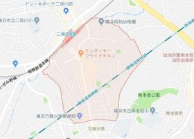 リブリ・ラポルト二俣川案内図