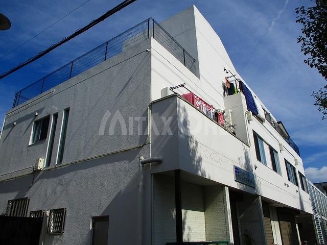 サンシャイン稲城の外観画像