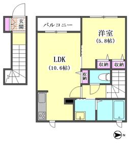 仮)大森東1丁目シャーメゾン 202号室