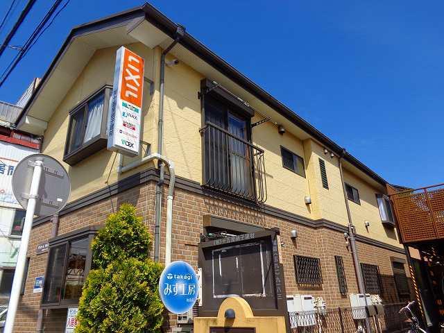 高田駅 徒歩11分の外観画像