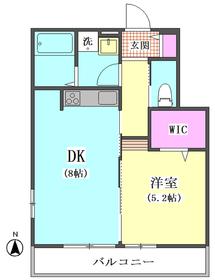 MSセンチュリー南大井 103号室