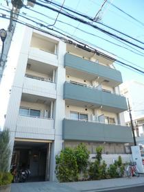 スカイコート新宿弐番館の外観画像