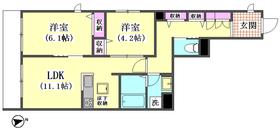 仲六郷2丁目シャーメゾン 105号室