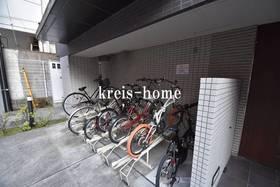Clover Court Kuromoncho駐車場