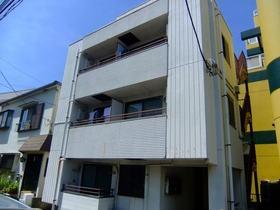 レジデンス新川崎の外観画像
